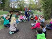 Ashill forest school out door learning